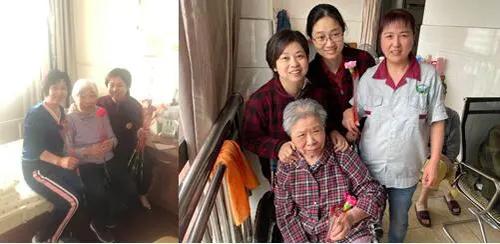 让时光停在花开时—北控宏泰母亲节活动-第3张图片-护理院 养老院 老年公寓 无锡养老平台